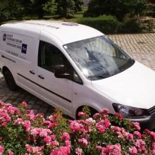 Abholservice mit eigenen Fahrzeugen